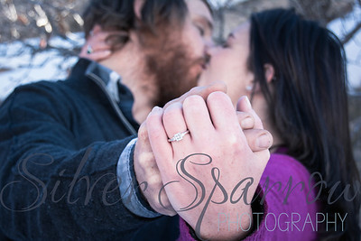 Katie Engagement Photo's