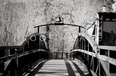 Black and White Bridge - Morrison